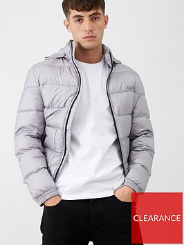 hugo-balin1941-padded-down-jacket-silver-grey