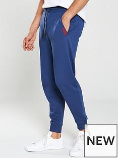 hugo-doak194-cuffed-sweat-pants-airforce-blue