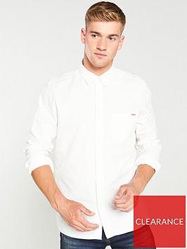 hugo-ermann-straight-fit-long-sleeved-shirt-white