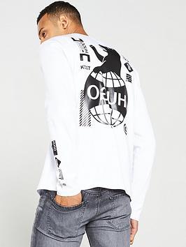 hugo-dyderabad-back-print-long-sleeved-t-shirt-white