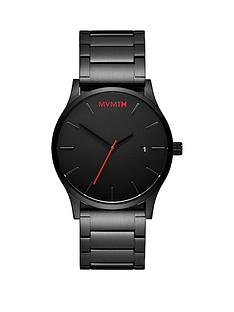 mvmt-mvmt-classic-black-and-red-detail-date-dial-black-ip-stainless-steel-bracelet-mens-watch