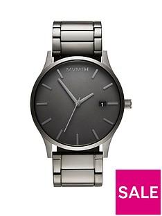 mvmt-classic-grey-date-dial-gunmetal-ip-stainless-steel-bracelet-mens-watch