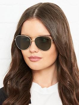 roberto-cavalli-pilot-double-bridge-sunglasses-green