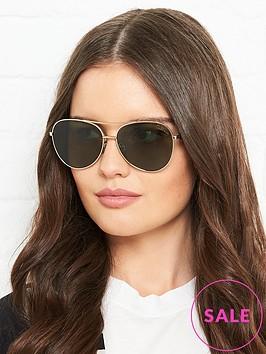 roberto-cavalli-pilot-double-bridge-sunglasses-green