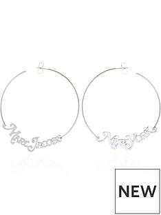 marc-jacobs-logo-hoop-earrings-silver