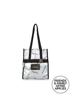 marc-jacobs-the-new-york-metallicnbspripstopnbsptote-bag-silver
