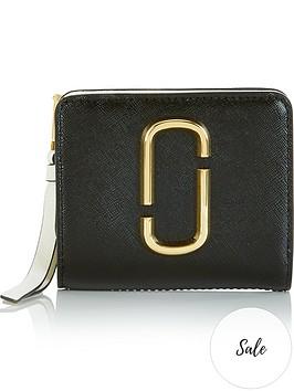 marc-jacobs-snapshot-mini-compact-wallet-black