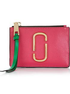 marc-jacobs-snapshot-zip-top-wallet-pink
