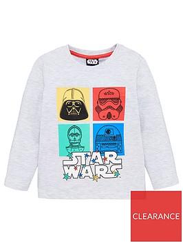star-wars-boys-colour-block-single-long-sleeve-tee-grey