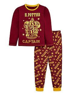 harry-potter-girls-gold-glitter-pyjamas-multi