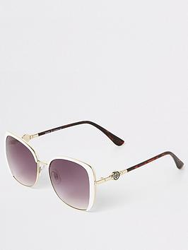 river-island-oversize-sunglasses-white