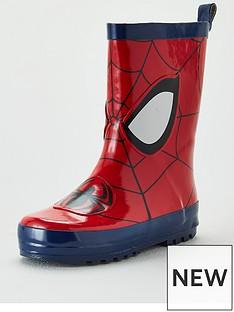 spiderman-toddler-boys-spiderman-wellie