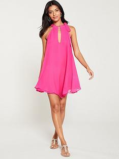 6fbeb8493d8a River Island Swing Beach Dress - Pink