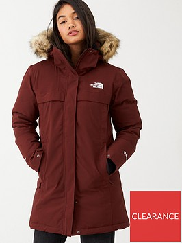 the-north-face-cagoule-parka-gtx-red