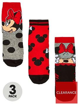 minnie-mouse-girls-3pk-minnie-mouse-socks