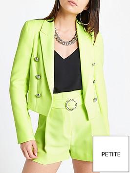 ri-petite-cropped-blazer--lime