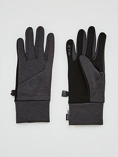 the-north-face-etip-gloves-dark-grey-heather