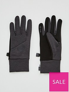 the-north-face-etip-gloves-dark-grey-heather