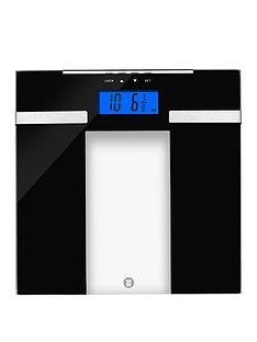 Weight Watchers Ultra Slim Glass Body Analyser Scale Analyser Scale Analyser