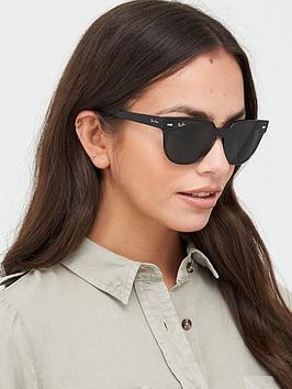 ray-ban-blaze-meteor-square-sunglasses--nbspblack