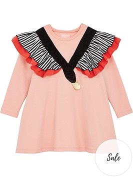 wauw-capow-by-bang-bang-copenhagen-girls-nice-nelly-frill-swan-dress-pinknbsp