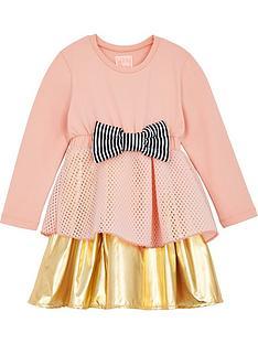 wauw-capow-by-bang-bang-copenhagen-girls-flora-flow-bow-foil-dress-pink