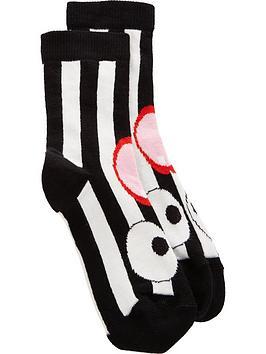 wauw-capow-by-bang-bang-copenhagen-bobby-lala-stripe-socks-black