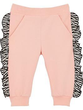 wauw-capow-by-bang-bang-copenhagen-baby-girls-aya-frill-jog-pants-pink