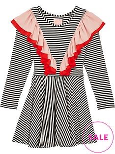 wauw-capow-by-bang-bang-copenhagen-girls-mona-frill-stripe-dress-whiteblack