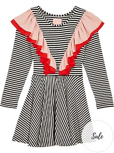 wauw-capow-by-bang-bang-copenhagen-girls-mona-frill-stripe-dress-whiteblack