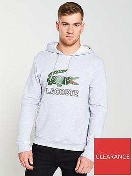 lacoste-sportswear-big-croc-hoodie-grey-marl