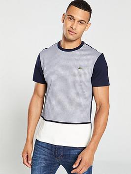 lacoste-sportswear-pattern-t-shirt