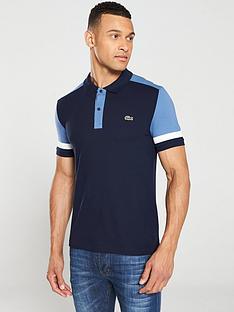 lacoste-sportswear-contrast-sleeve-polo-shirt-navy