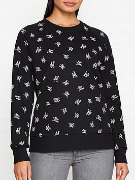 marc-jacobs-the-logo-sweatshirt-black