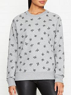 marc-jacobs-the-logo-sweatshirt-grey