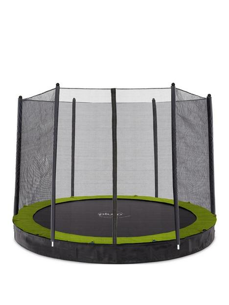 plum-10ft-circular-in-ground-trampoline-with-enclosure