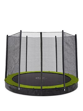 plum-plum-10ft-circular-in-ground-trampoline-with-enclosure
