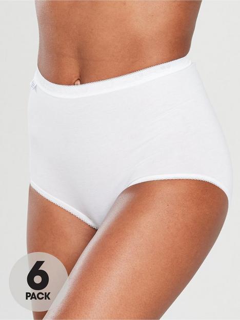 sloggi-6-pack-maxi-briefs-white