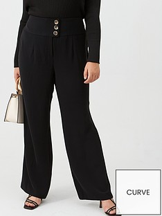 v-by-very-curve-high-waist-wide-leg-trouser-black