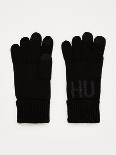 hugo-wenno-gloves-black
