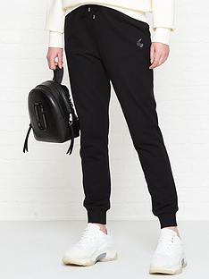 vivienne-westwood-anglomania-classic-orb-jogger-bottoms-black