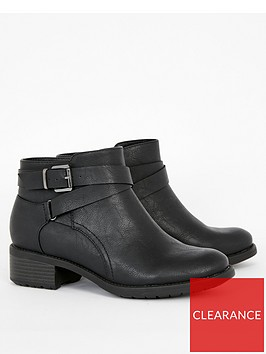 evans-extra-wide-fit-august-buckle-ankle-boots-black