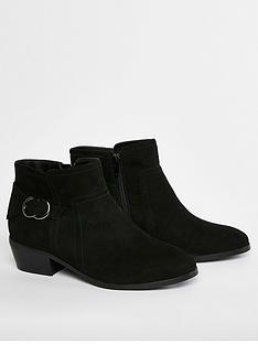 evans-extra-wide-fit-anderson-ankle-boots-black