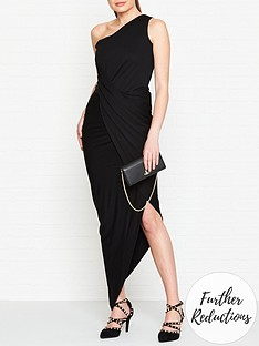vivienne-westwood-anglomania-vian-one-shoulder-jersey-dress-black