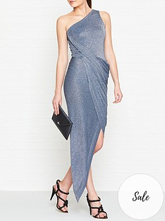 vivienne-westwood-anglomania-vian-one-shoulder-lurex-dress-blue