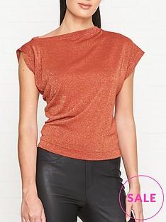 vivienne-westwood-anglomania-hebo-short-sleeve-lurex-t-shirt-rust