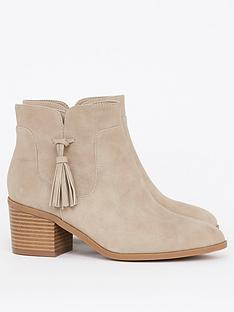 evans-extra-wide-fit-tassel-ankle-boot