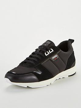 hugo-hybrid-runn-trainers-black