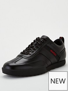 hugo-matrix-low-profilenbsptrainers-black