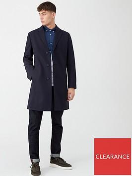 hugo-malte-wool-overcoat-navy